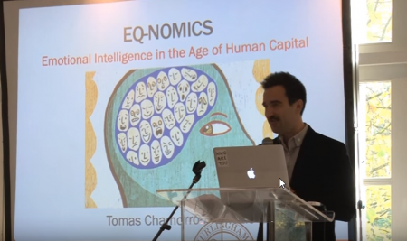 Emotional intelligence in the human capital era by Professor Tomas Chamorro-Premuzic