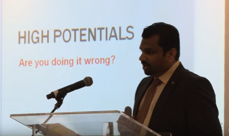 Using Hogan for leadership development at DP World – Shanavas Usman