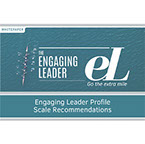 Engaging Leader Scale Recommendations